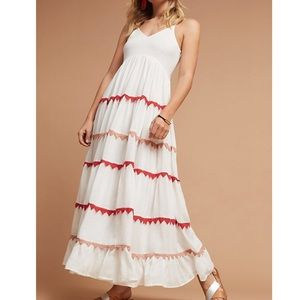 Anthropologie Carolina K Lorenna Maxi Dress